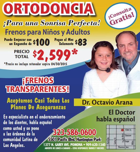 Dr Octavio Arana